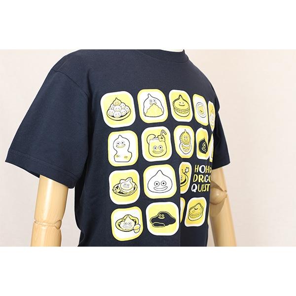 星のドラゴンクエスト Tシャツ たべもの Mサイズ