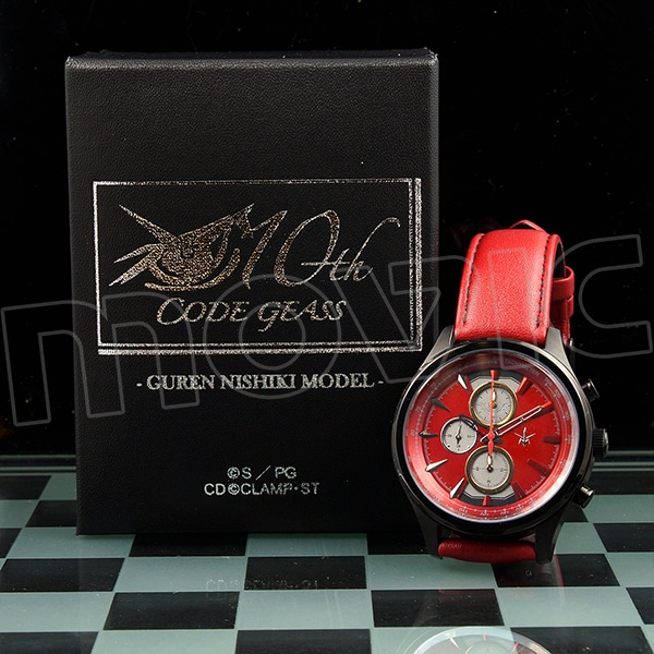 コードギアス 反逆のルルーシュ  腕時計 紅蓮弐式 MODEL