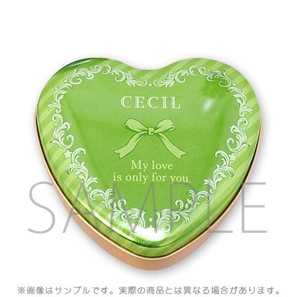 うたの☆プリンスさまっ♪ マジLOVEレジェンドスター チョコ&チャーム セシル