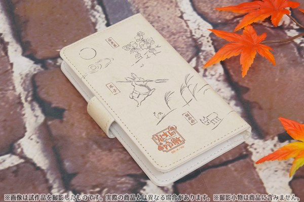 鬼灯の冷徹 手帳型スマートフォンケース
