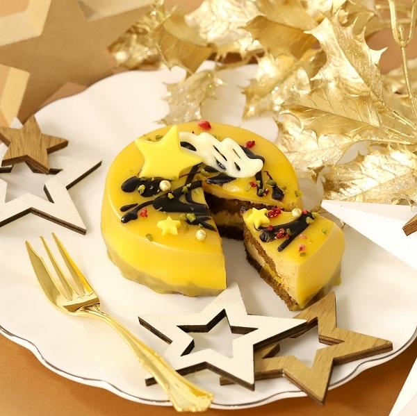 ツキウタ。 ガトールーレコラボケーキ 冬セット(師走駆、睦月始、如月恋のケーキのセット)