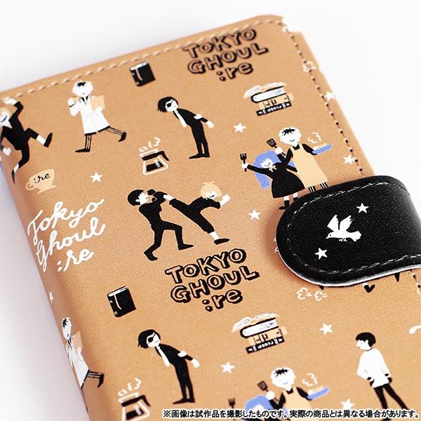 東京喰種トーキョーグール:re 手帳型スマートフォンケース ゆるパレット