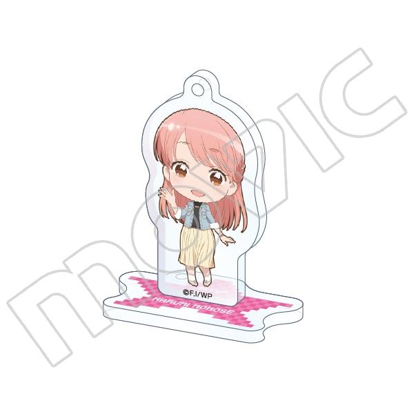 ヲタクに恋は難しい スタンド付きアクリルキーホルダーコレクション vol.3