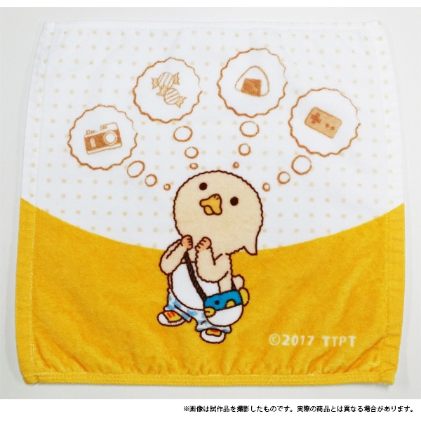 東京トガリ ハンドタオル おねがいのポーズ