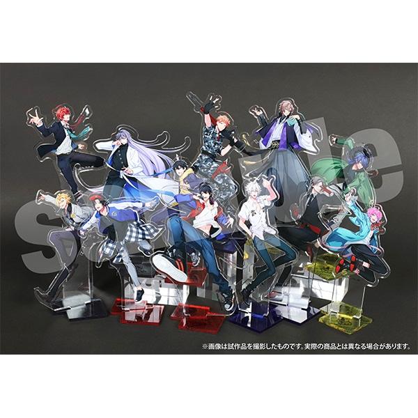 ヒプノシスマイク -Division Rap Battle- アクリルスタンド 山田二郎 Battle Season