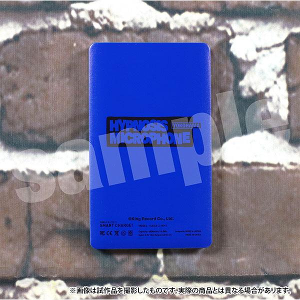 ヒプノシスマイク -Division Rap Battle- モバイルバッテリー MAD TRIGGER CREW