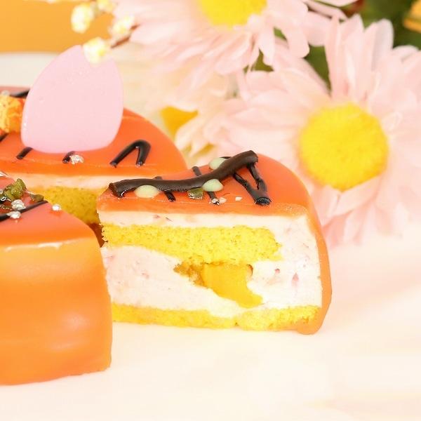 ツキウタ。 ガトールーレコラボケーキ うさぎ付き春セット(ツキウサ。+弥生春、卯月新、皐月葵のケーキのセット)