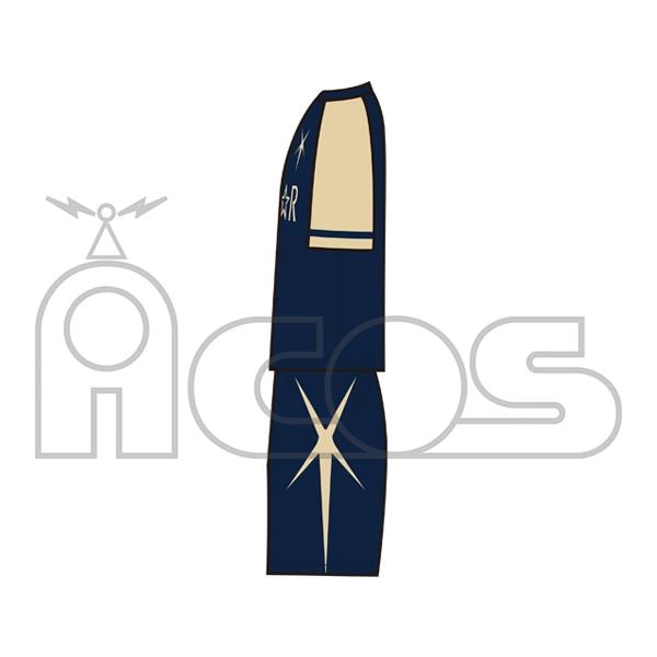 イナズマイレブン アレスの天秤 星章学園ユニフォーム M