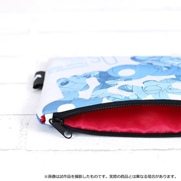 東京喰種トーキョーグール:re フラットポーチ アメコミ風