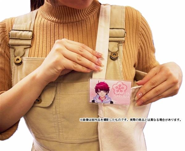A3! クリアバッジコレクション 春組&夏組