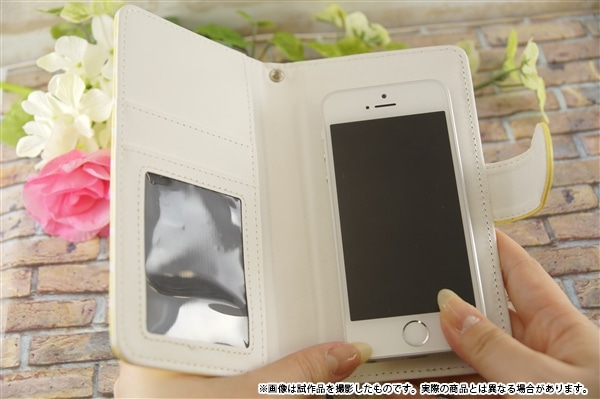 A3! 手帳型スマートフォンケース 春組