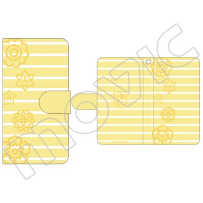 A3! 手帳型スマートフォンケース 夏組
