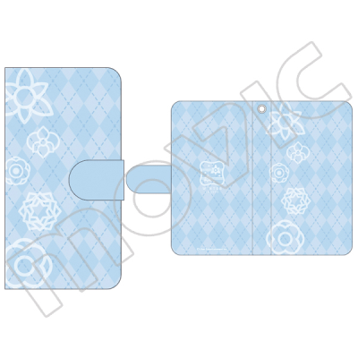 A3! 手帳型スマートフォンケース 冬組