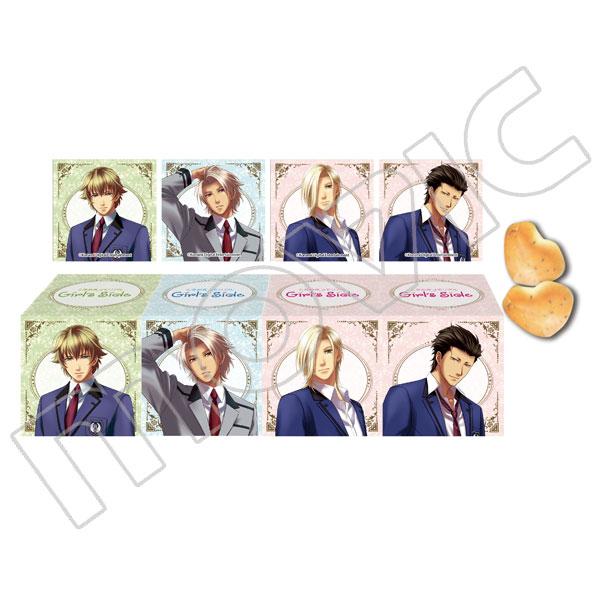ときめきメモリアル Girl's Side キューブBOX菓子