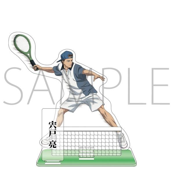 新テニスの王子様 アクリルスタンド 宍戸