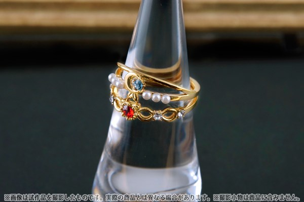 新テニスの王子様 大石&菊丸指輪~Doubles Ring~