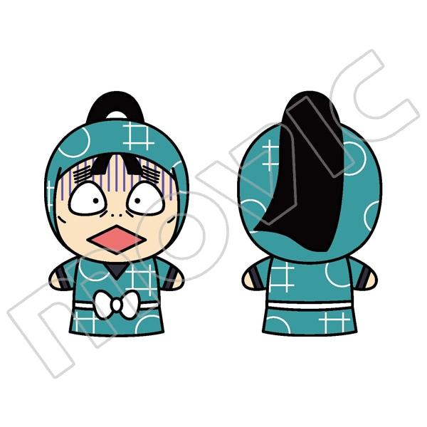 忍たま乱太郎 フィンガーマスコット・パペラ 二ノ坪怪士丸