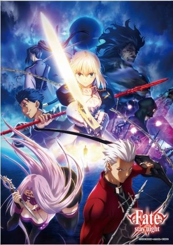 Fate/stay night ミニクリアポスター B:サーヴァント