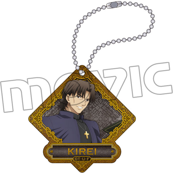 Fate/stay night [Unlimited Blade Works] アクリルキーホルダー F:綺礼