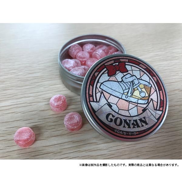 名探偵コナン 缶入りキャンディ