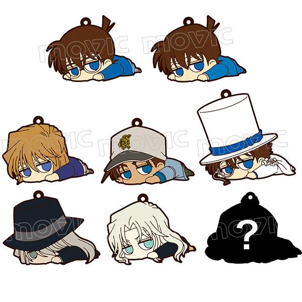 名探偵コナン だる〜んラバーストラップコレクション