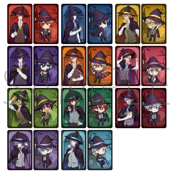 うたの☆プリンスさまっ♪ マジLOVEキングダム ハロウィンカードコレクション Mysterious Halloween Night SHINING Ver. アニメ・キャラクターグッズ新作情報・予約開始速報