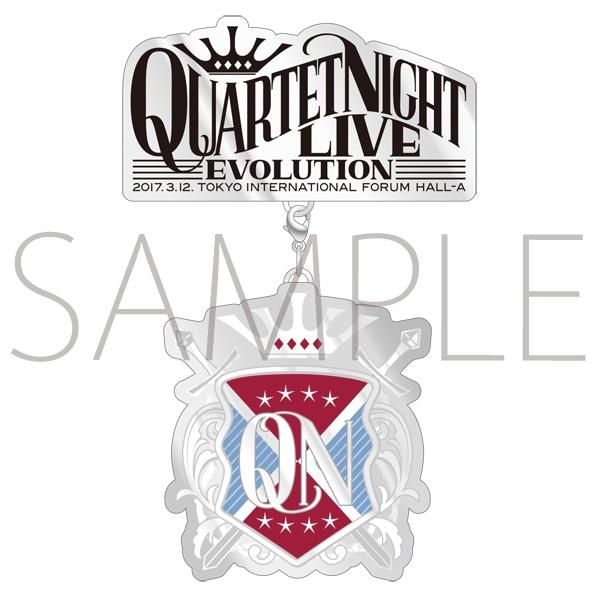 うたの☆プリンスさまっ♪QUARTET NIGHT LIVEエボリューション2017 ブローチ 蘭丸