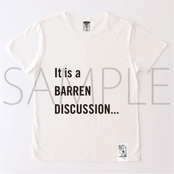 進撃の巨人展 進撃の巨人メッセージTシャツ No.1 不毛(M)