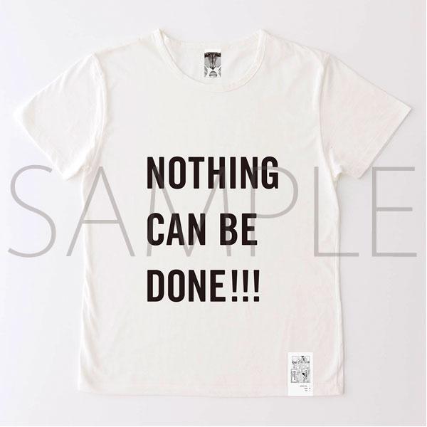 進撃の巨人展 進撃の巨人メッセージTシャツ No.2 成果(L)
