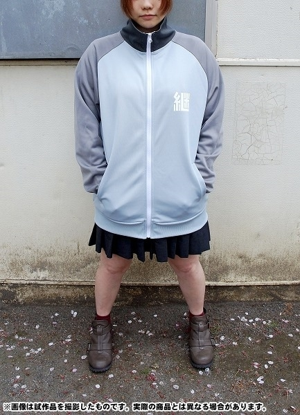 『ガールズ&パンツァー 劇場版』 継続ジャージ XL【再販分】