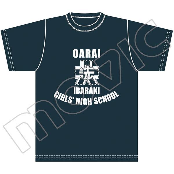 『ガールズ&パンツァー 劇場版』 Tシャツ(大洗女子学園/L)