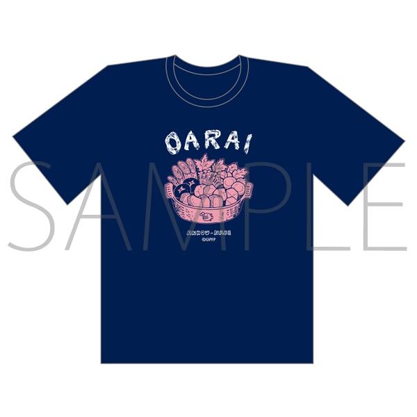 ガールズ&パンツァー最終章 第1話 前売券バンドル Tシャツ(XLサイズ)