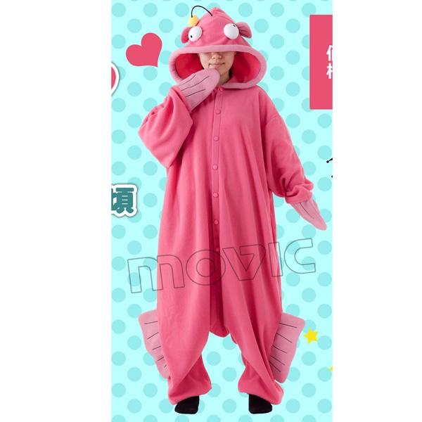 GIRLS und PANZER 着ぐるみパジャマ あんこうスーツ