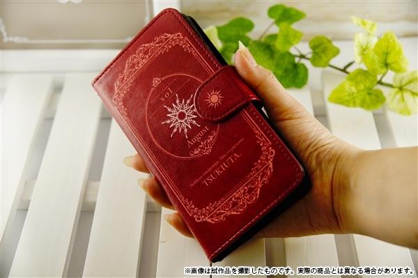ツキウタ。 手帳型スマホケース sol