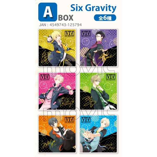ツキウタ。 アクリルサインボードコレクション Six Gravity