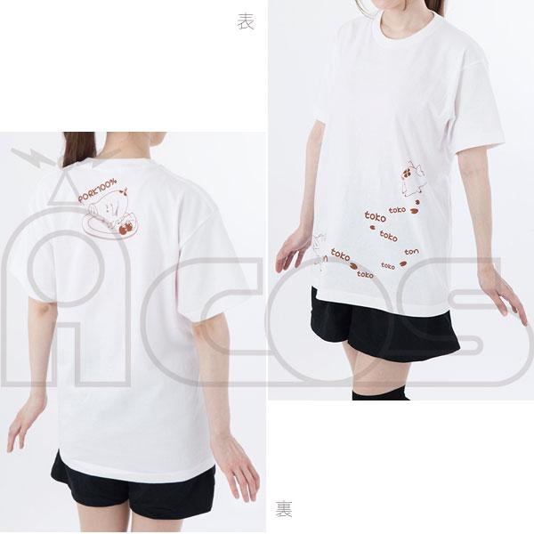 七つの大罪 とんとこTシャツ
