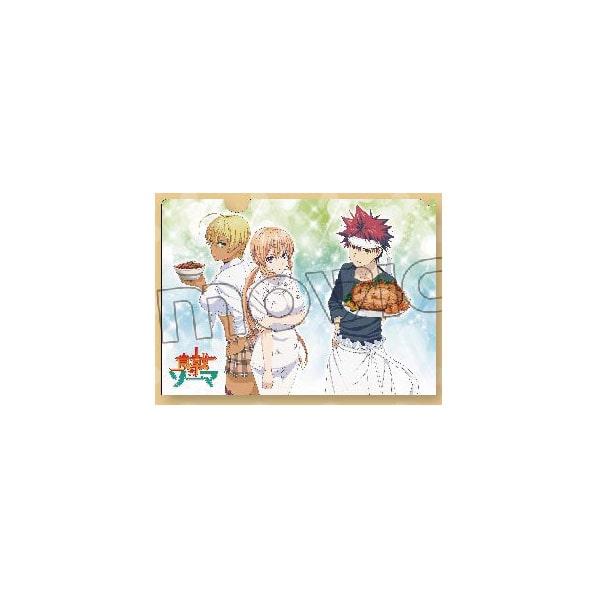 食戟のソーマ クリアファイル