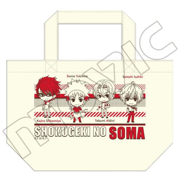 食戟のソーマ ミニトートバッグ
