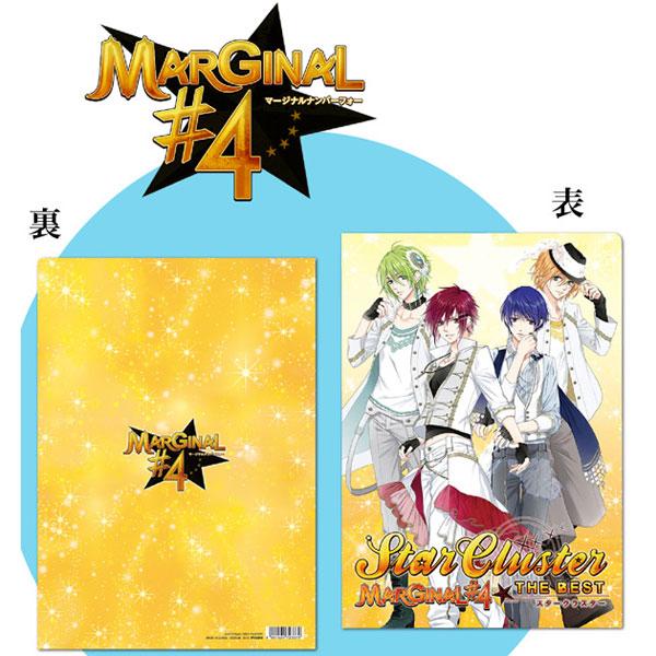 MARGINAL♯4 クリアファイル