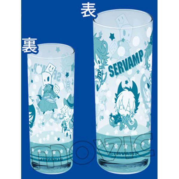 SERVAMP -サーヴァンプ- グラスA