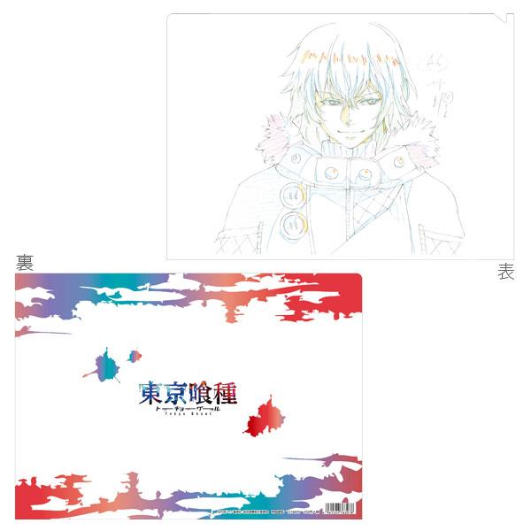 東京喰種トーキョーグール 原画クリアファイル/アヤト