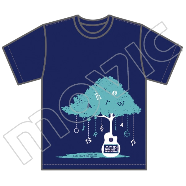 A.L.P 2017 SUMMER ALIVE Tシャツ