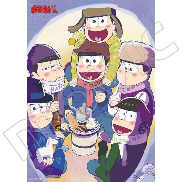 おそ松さん クロスポスター PASHセレクション