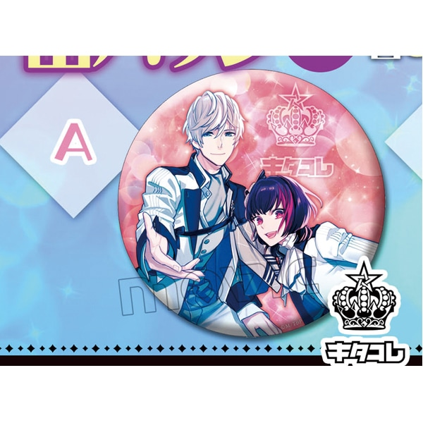B-PROJECT 缶バッジ キタコレ