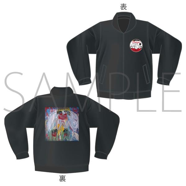 俺癒展 MA-1ジャケット Lサイズ【受注販売】