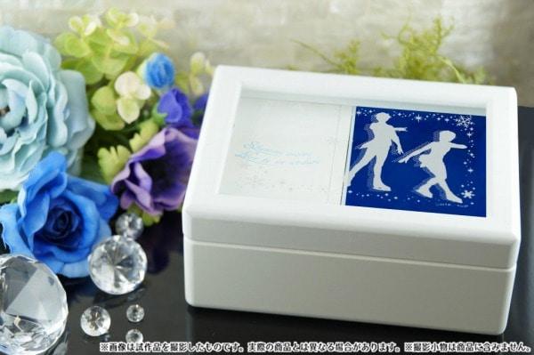 ユーリ!!! on ICE オルゴール 【受注生産】