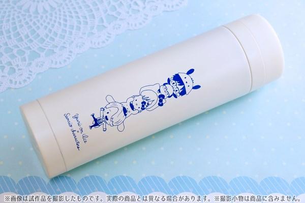ユーリ!!! on ICE ステンレスボトル ユーリ×サンリオ