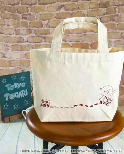 東京トガリ ミニトートバッグ