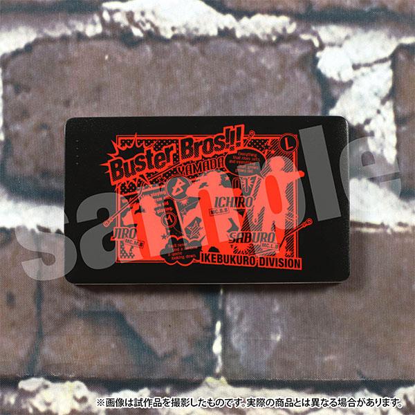 ヒプノシスマイク -Division Rap Battle- モバイルバッテリー Buster Bros!!!