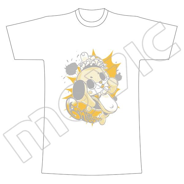 ちぃたん☆ ビッグTシャツ(飛び蹴り)